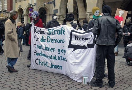 Gegen Repression